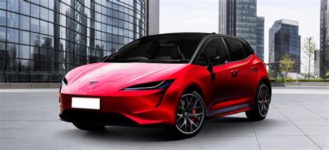 Tesla's $25,000 Model 2 electric car rendered - Dope or ...