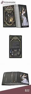 The Steampunk Tarot A 78 Card Deck Nwt