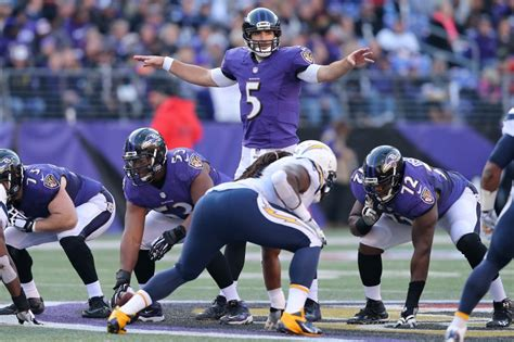 3 Ways The Ravens Can Beat The Chargers In Week 8