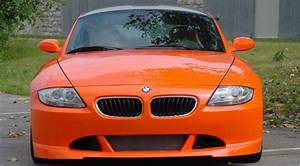 Full carbonfiber bodied Z4 coupe