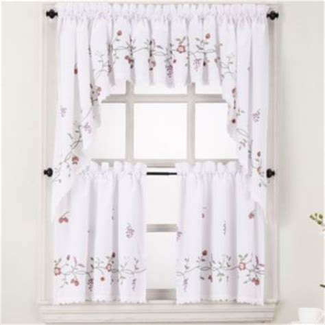 jcpenney lace kitchen curtains 9 best images about home on balloon shades
