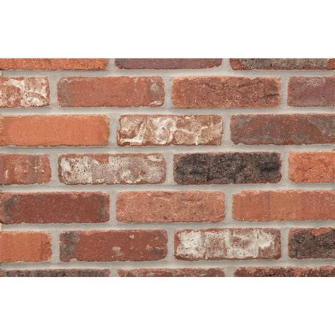 thin brick tile home legend textured rock grain peppertree 12 in x 24 in