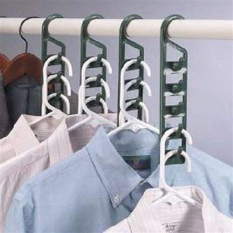 Hangers In Closet by 2 Vertical Belt Hangers Hook Closet Organizer Small Green