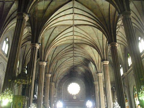 Gothic Architecture Blackandwhitebear