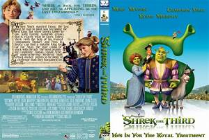 Shrek 1 Dvd Cover | www.imgkid.com - The Image Kid Has It!