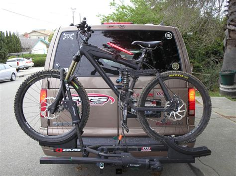 mountain bike hitch rack yakima vs thule hitch racks mtbr