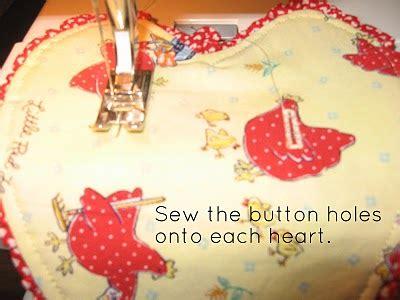 ruffle heart bunting favecraftscom