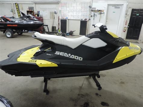 Used 2015 Sea Doo Spark 2up For Sale In Lasalle