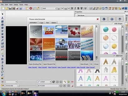 Maker 3d Aurora Text Animation Crack Software