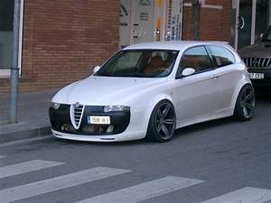 2007 Alfa Romeo 147 White Car Modification  With Images