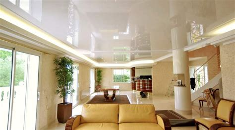 tenture plafond chambre pose de plafonds tendus en yvelines 78