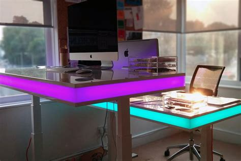 led standing desks led standing desk