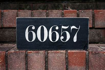 Sign Code Signs Wood Zip Painted Sentimental