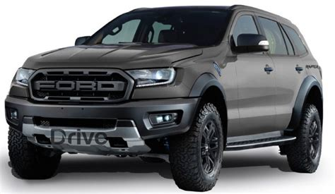 ford everest raptor release date price interior