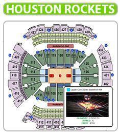 Rockets Tickets Toyota Center by Rockets Tickets Toyota Center