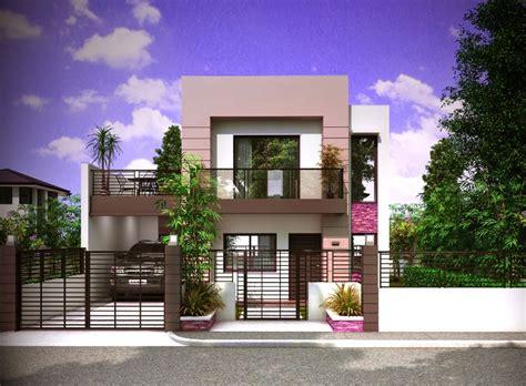 model rumah mewah minimalis  lantai pinoy eplans rumah