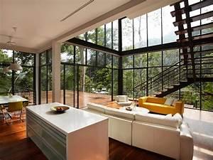 Minimalist, Tropical, Home, Interior, Design