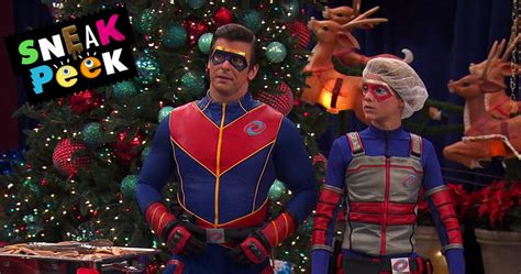 nickalive sneak peek   henry danger holiday