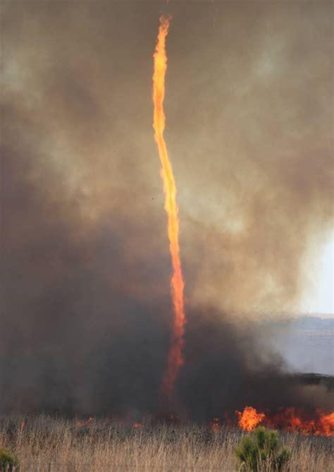 fire whirl natures fiery funnel kuriositas