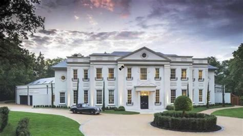 10 Of Britain's Most Expensive Houses.