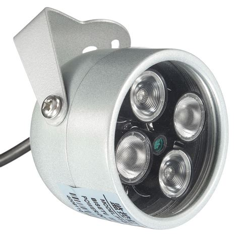 hobovisin cctv 4 array ir led illuminator light cctv ir