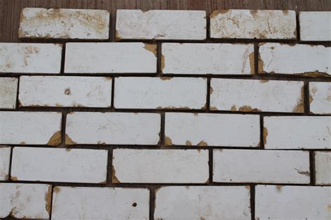 Reclaimed Glazed Brick slip   Cawarden Reclaim