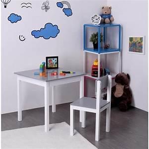 Petit Bureau Enfant : un bureau enfant dans un petit espace ~ Teatrodelosmanantiales.com Idées de Décoration