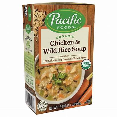 Chicken Organic Rice Soup Wild
