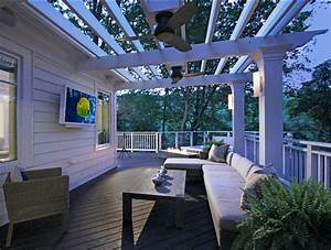 Cape cod renovation ideas home bunch interior design ideas for Outdoor patio ideas with tv