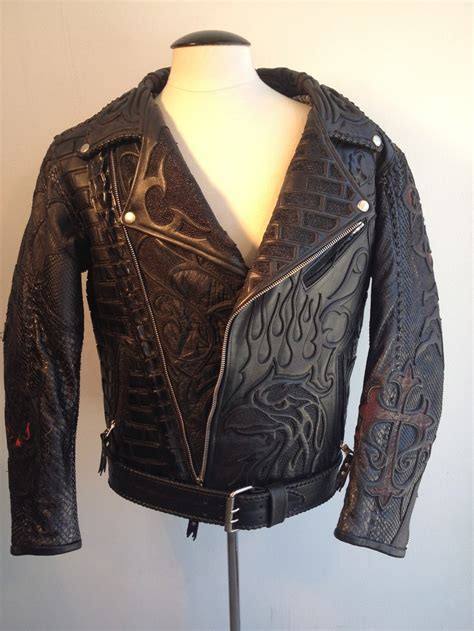 17 best images about bad biker jacket logan riese on