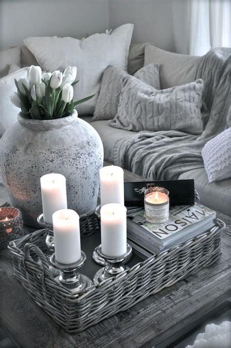 idea de decoracion de sala en tonos grises decoracion de