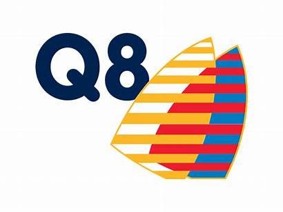 Q8 Kuwait Petroleum International Vector Flashed Svg