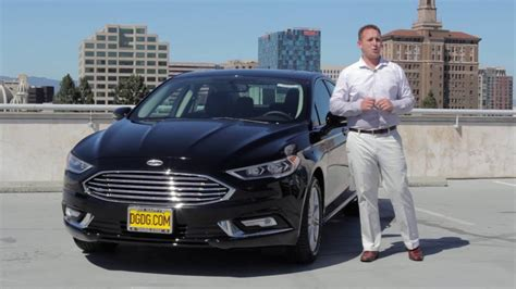 Ford Fusion Ecoboost Review by 2017 Ford Fusion Ecoboost Review Capitol Ford