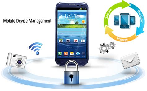 mobile device software some commercial and open source mdm software