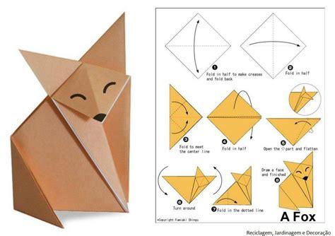 origami fuchs anleitung origami hase anleitung origami hase basteln 19