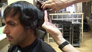 Men U0026 39 S Medium Length Haircut With Layers