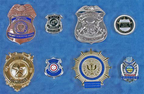 badges shields walsen international