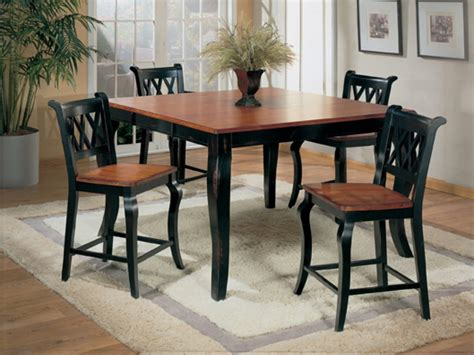 bar style kitchen table bar style kitchen table and chairs walmart dining room