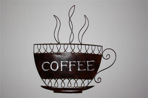 Coffee Cup Metal Wall Art Now With Free Uk P&p Calories In Hot Black Coffee Light Roast To Water Ratio Calorie Count Toddy Cold Brew Weight French Press Birch Nyc Uws Mcdonald's 56 7th Ave