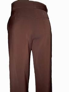 Pantalon A Pince Homme : pantalon marron pour homme ~ Melissatoandfro.com Idées de Décoration