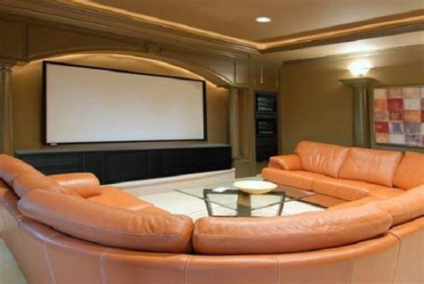 Livingroom Theaters by Best 25 Small Home Theaters Ideas On Home