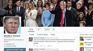 Trump's Twitter feed quiets down - CBS News