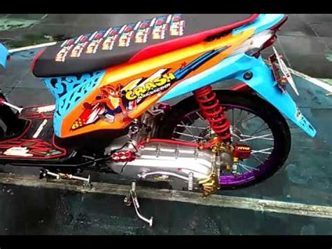 Beat Fi Thailook by Beat Thailook Fi Modifikasi Racing