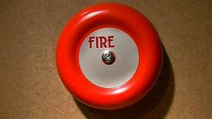 Fire Alarm Bell Test  Motorised Bell