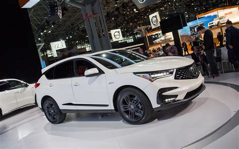 2019 Acura Specs by 2019 Acura Rdx Price Review Specs Release Date