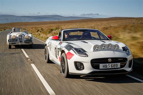 Jaguar Has Turned The F-type Into A Rally Car