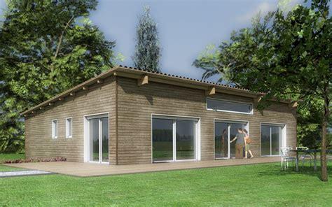 nos mod 232 les de maisons pas cher en bois p 233 rigord maisons