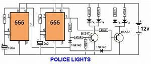 Lampu Mobil Polisi Beserta Komponen Dan Cara Pembuatannya