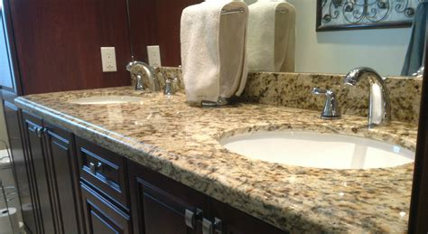 giallo verona granite with ogee edge profile northern