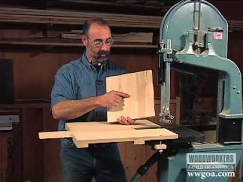 woodworking project tips band  circle jig